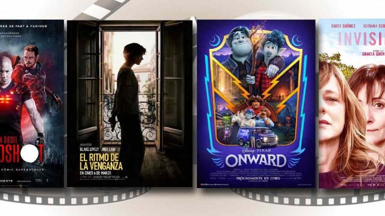 estrenos de cine 6 de marzo