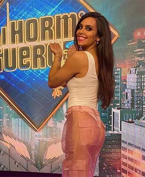 Cristina Pedroche y los pantalones transparentes de los que todo el mundo habla