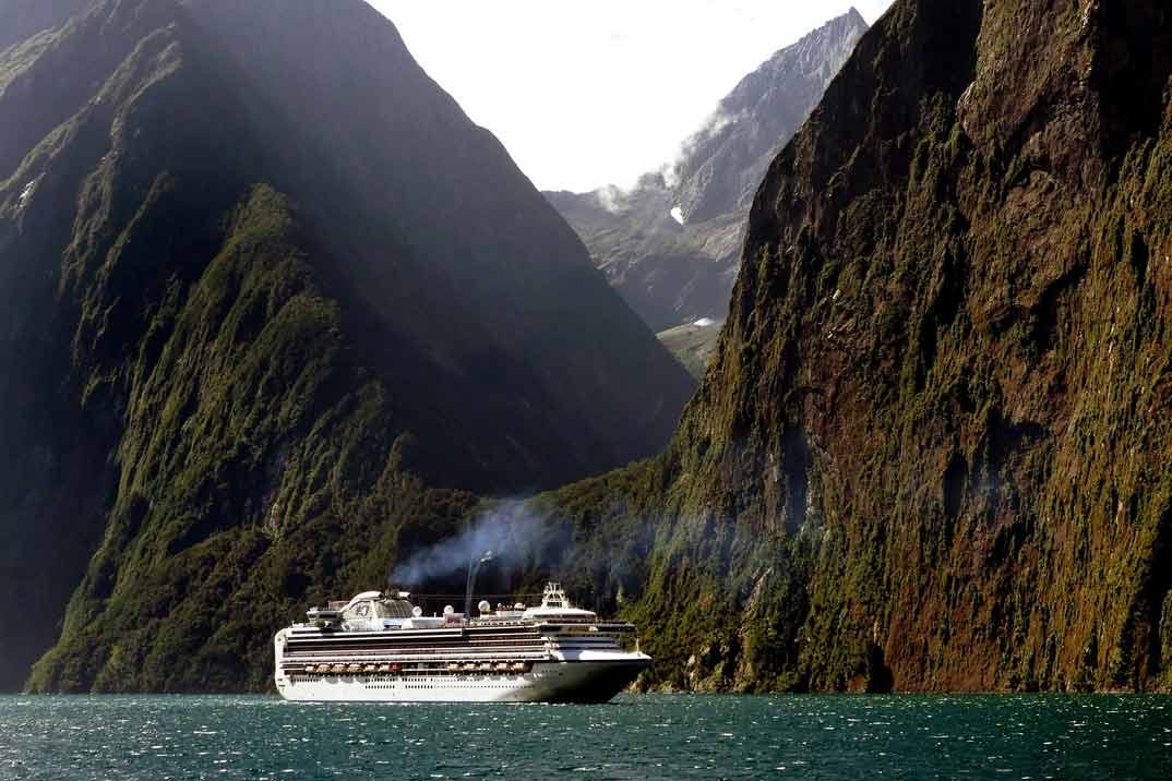 Los mejores destinos para viajar en un crucero
