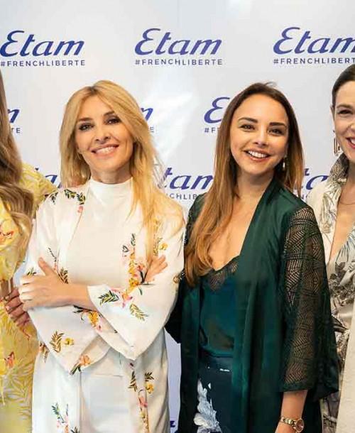 Chenoa, Cayetana Guillén Cuervo, Raquel Sánchez Silva y Ángela Ponce celebran juntas el día de la mujer