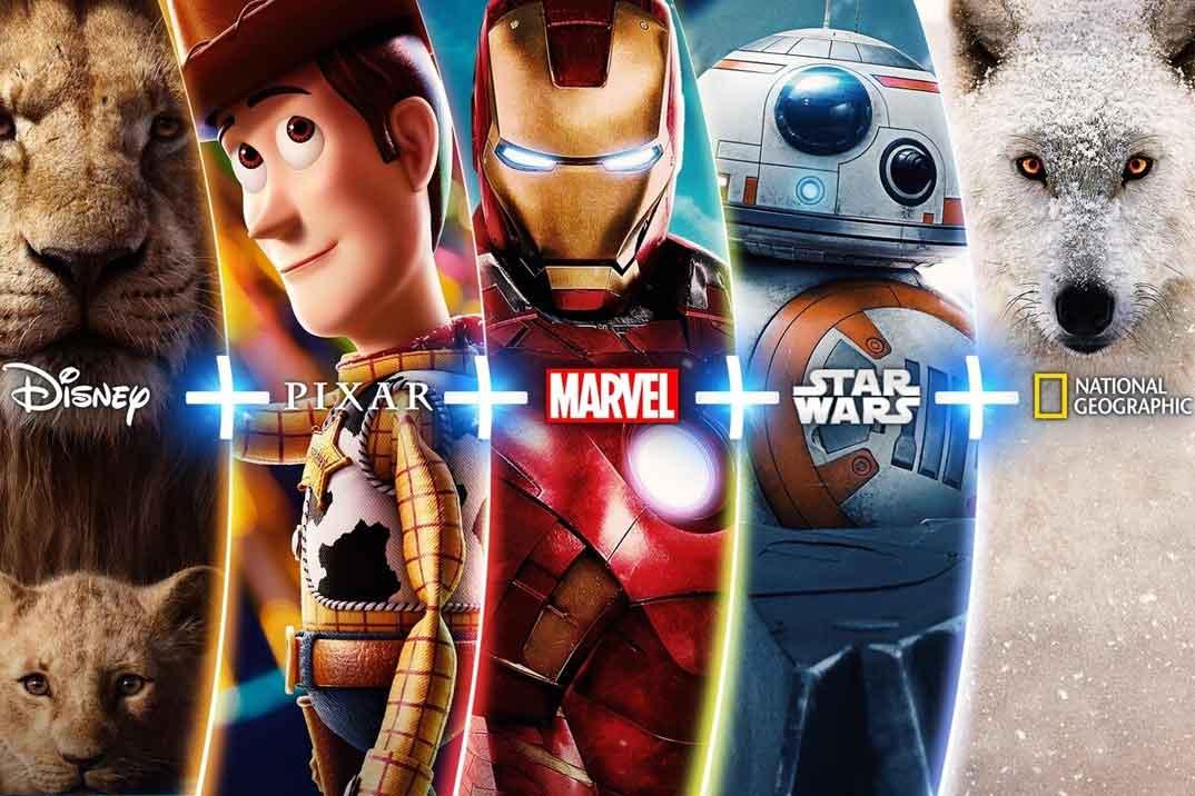 Disney+ aterriza en España – Todo lo que puedes ver de Disney, Marvel, Pixar y Star Wars