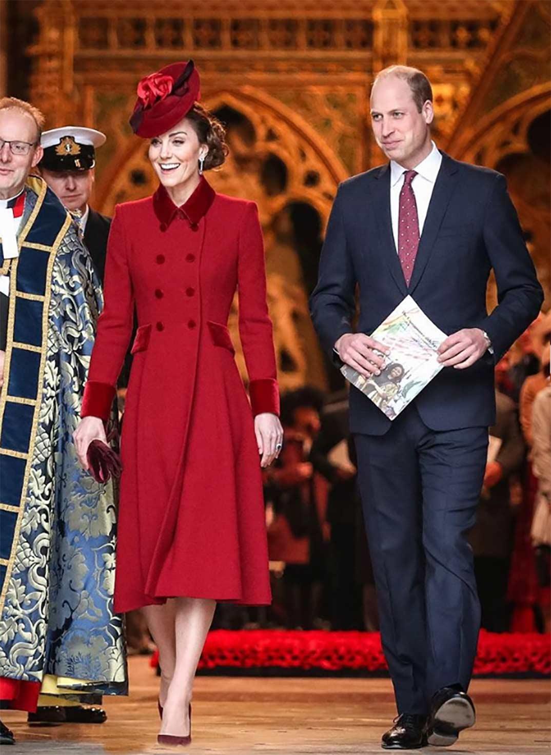Duques de Cambridge © royalfamily/Instagram