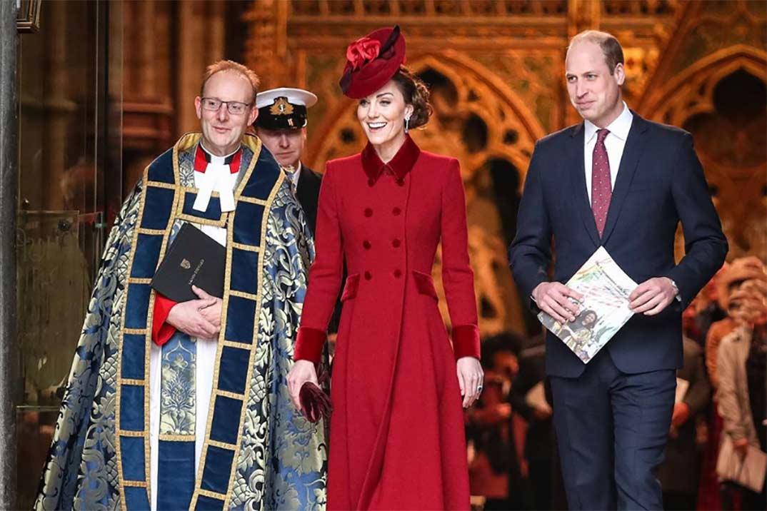 Meghan Markle y Kate Middleton: Duelo de estilo en el último acto oficial de los Duques de Sussex