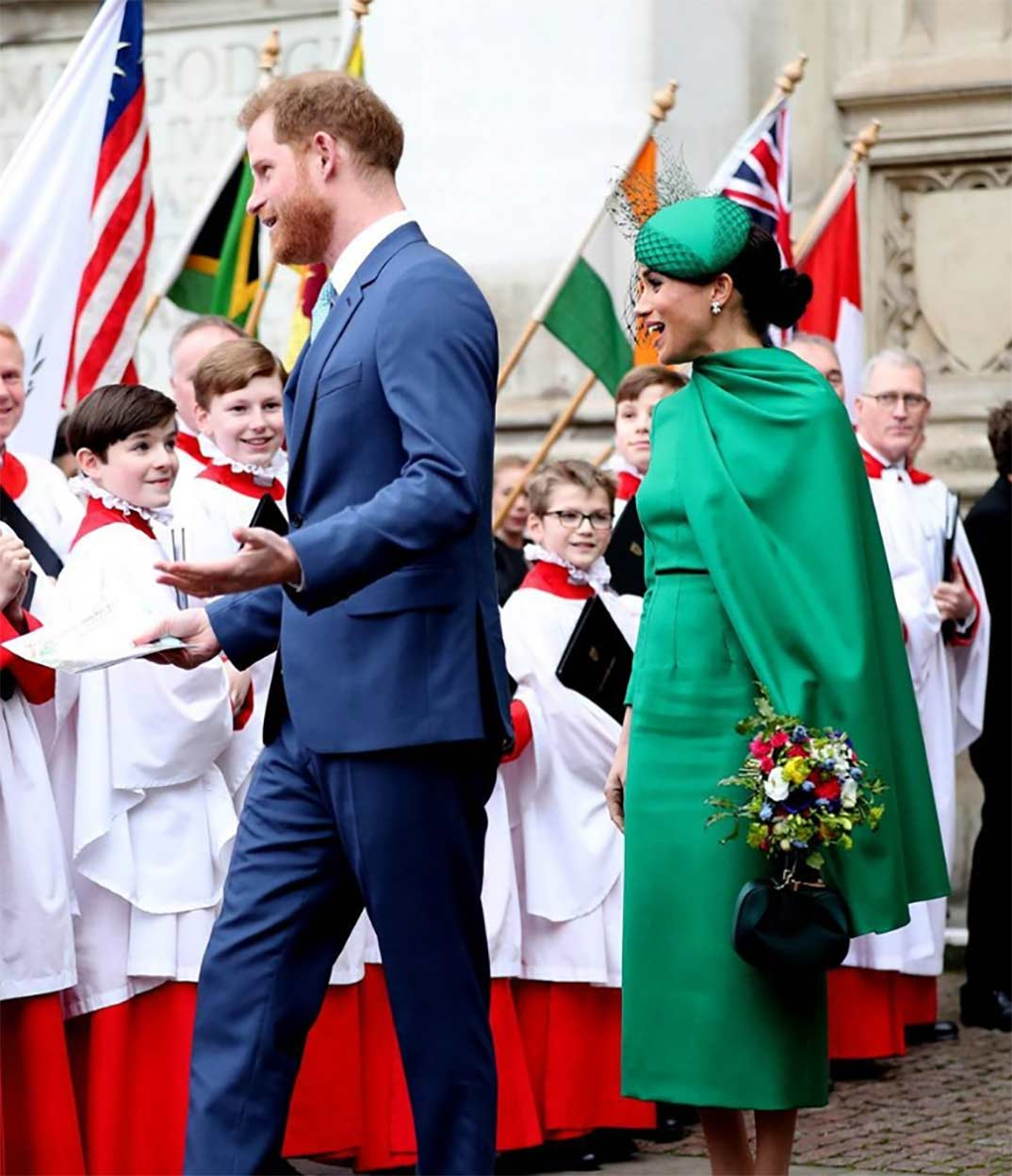 Duques de Sussex © royalfamily/Instagram