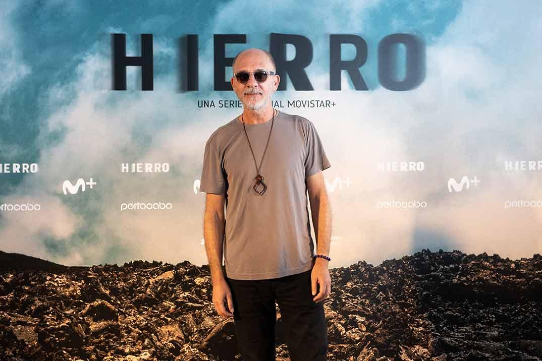 Darío Grandinetti - Hierro - Segunda Temporada © Jaime Olmedo / Movistar+