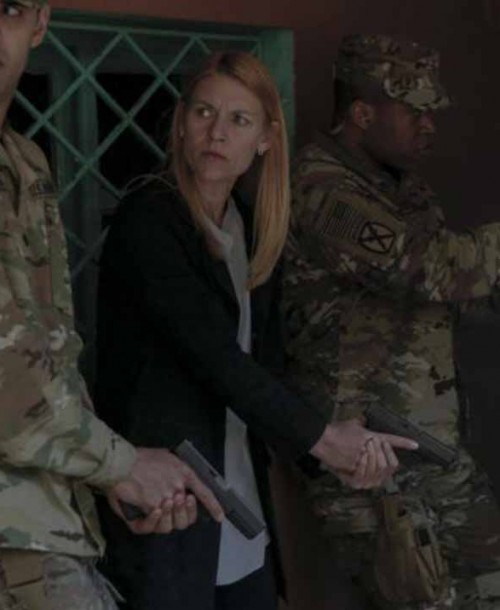"""Homeland"" – Temporada 8 Capítulo 5: Chalk Two Down"