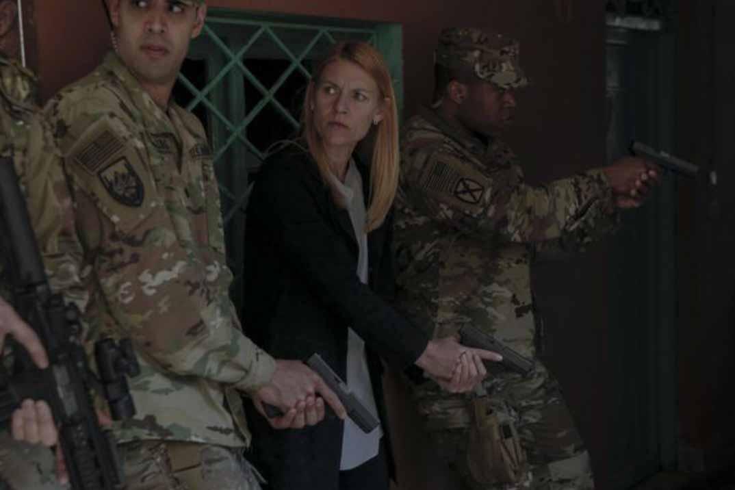 """Homeland"" – Temporada 8 Capítulo 5: Chalk Two Down"