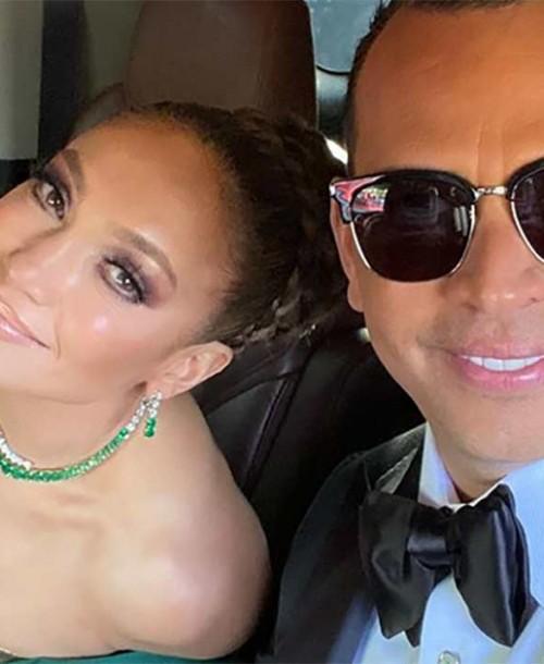El divertido video de Jennifer López y Alex Rodríguez que se ha hecho viral