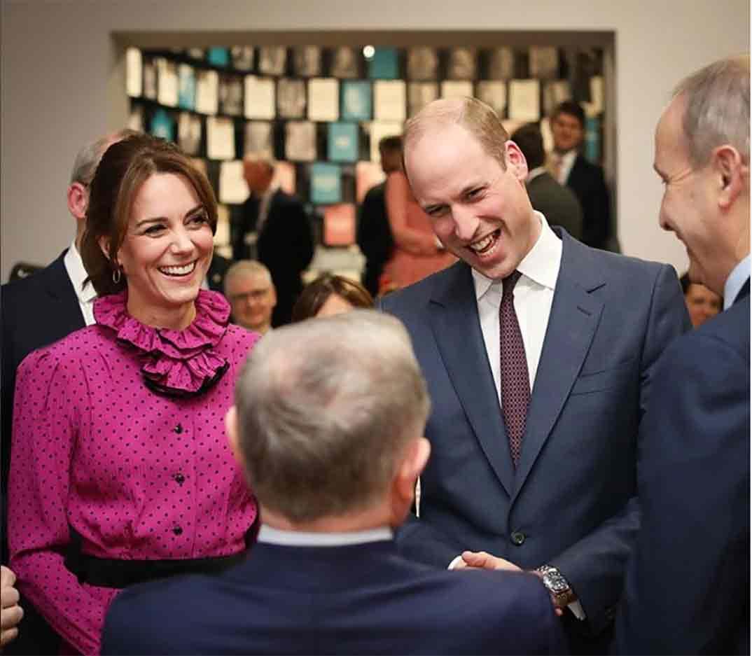 Duques de Cambridge © kesingtonroyal/Instagram