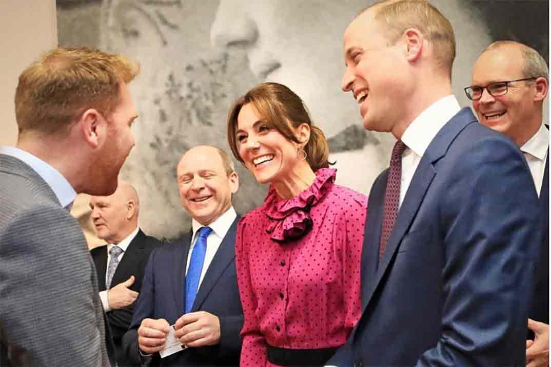 Kate Middleton tiene el vestido de lunares perfecto