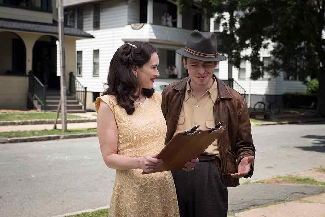 Estreno en HBO de 'La conjura contra América', protagonizada por Winona Ryder