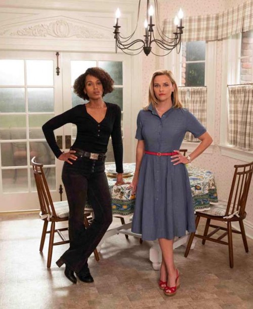 """Little Fires Everywhere"" estreno en Hulu de la nueva serie de Reese Witherspoon y Kerry Washington"