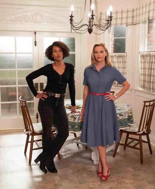 «Little Fires Everywhere» estreno en Hulu de la nueva serie de Reese Witherspoon y Kerry Washington