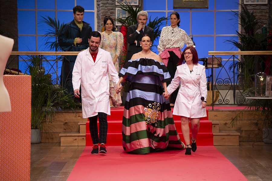 Maestros de la Costura 3 © RTVE