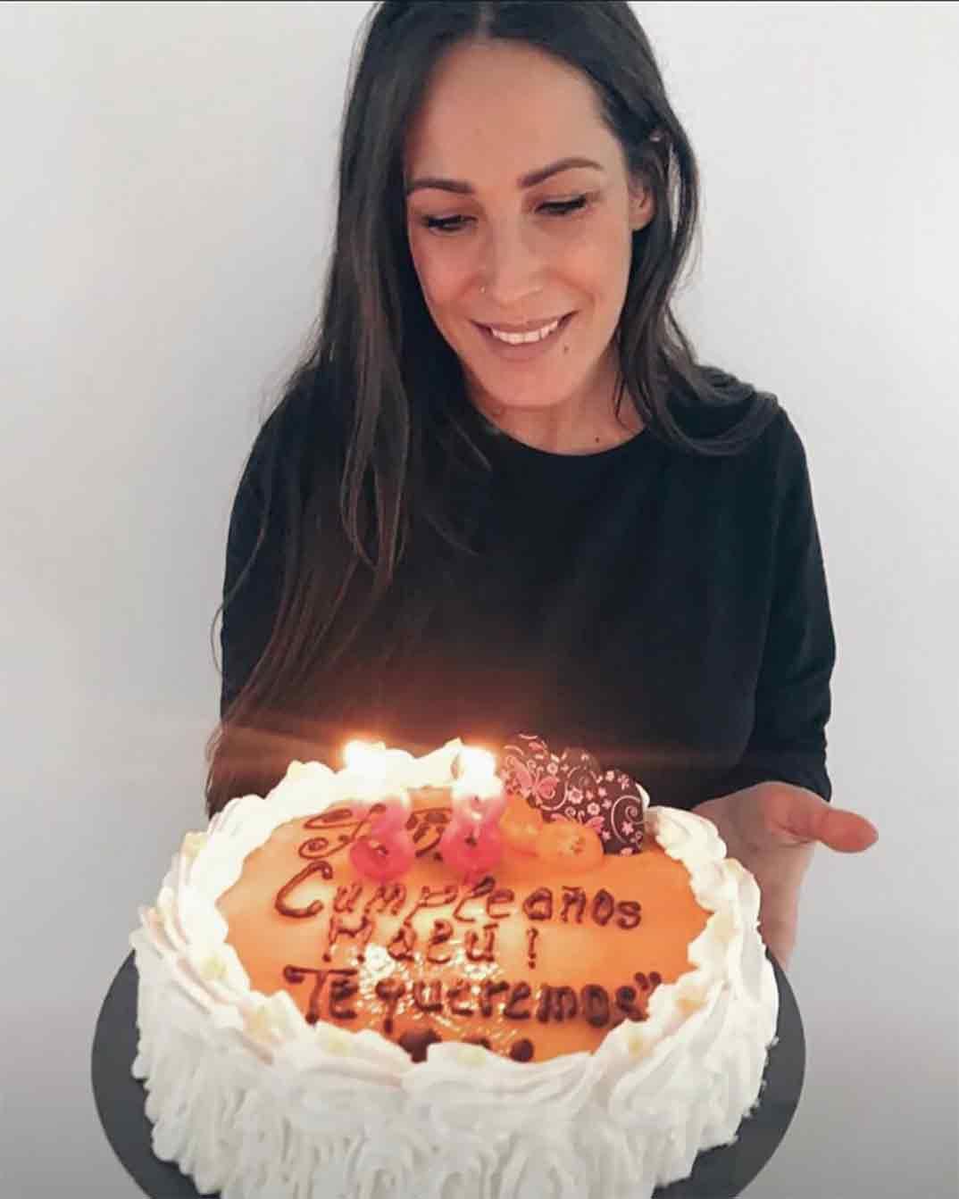 Malú 38 cumpleaños © Instagram