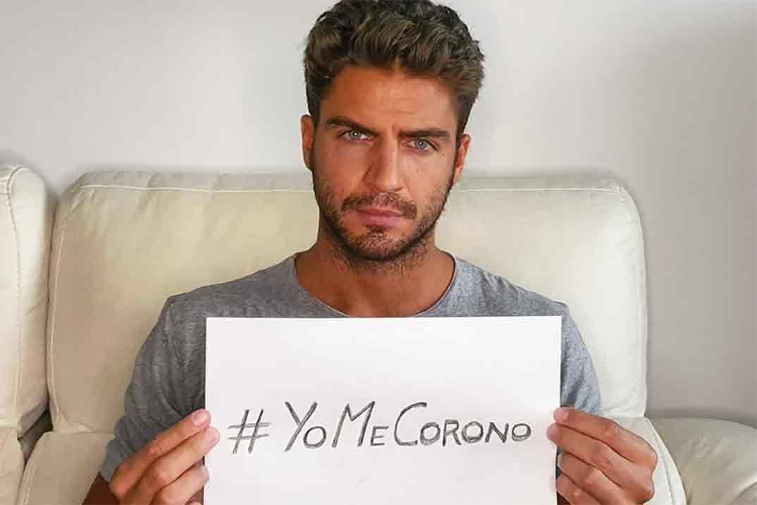 #YoMeCorono, la campaña solidaria que apoyan los famosos