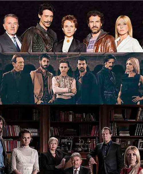 Las tres primeras temporadas de 'El Ministerio del Tiempo' disponible en Full HD