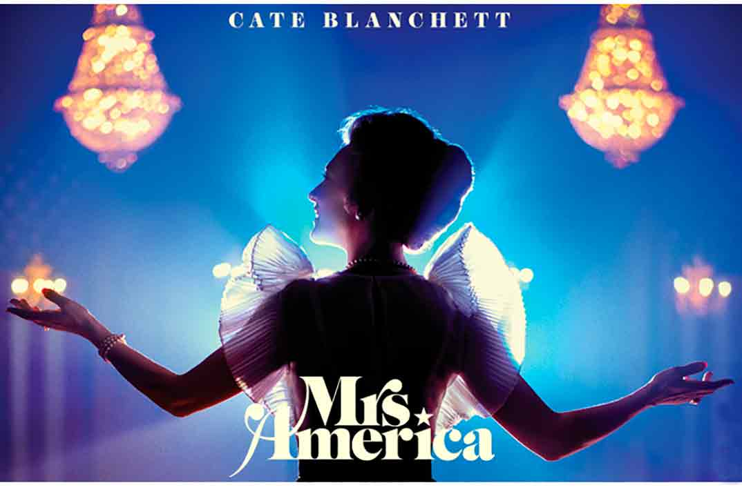 Fecha de estreno de 'Mrs. America', protagonizada por Cate Blanchett
