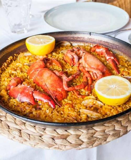 Restaurante Nuevo Gerardo – Templo del producto y de los mejores arroces de Madrid