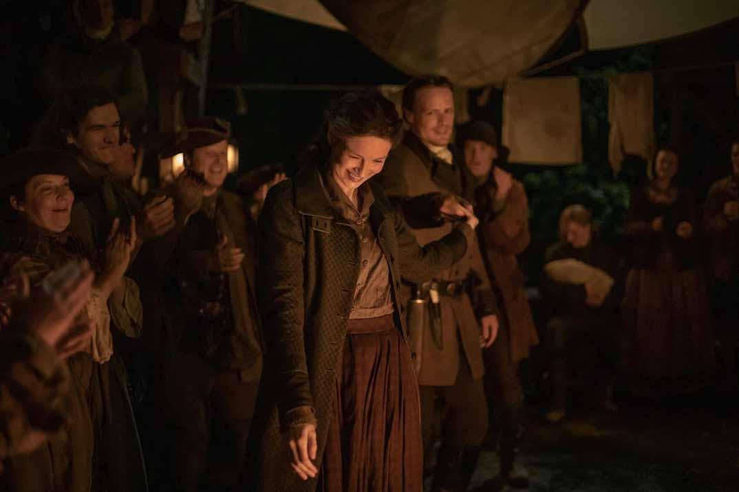 """Outlander"" Temporada 5 Capítulo 4: The Company we keep"