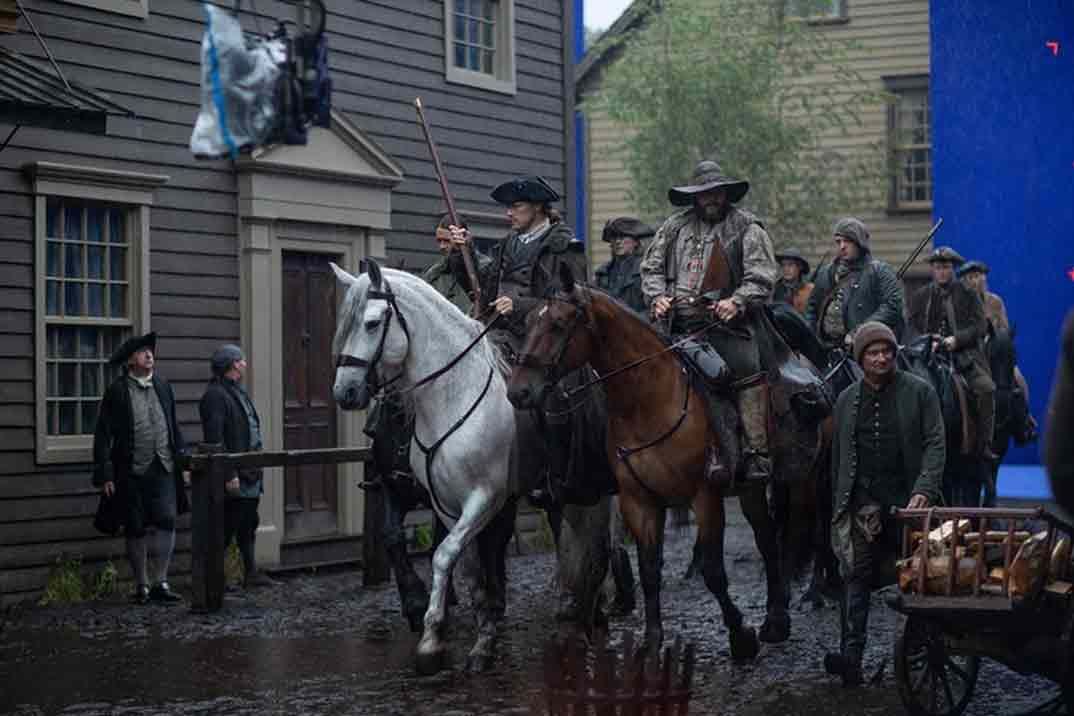 """Outlander"" Temporada 5 Capítulo 5: Perpetual Adoration"