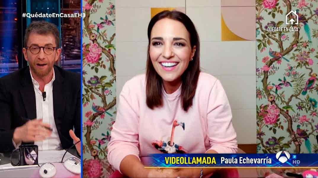 Paula Echevarría - El Hormiguero