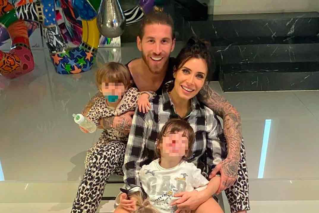El plan familiar de Pilar Rubio y Sergio Ramos para pasar la cuarentena por el coronavirus