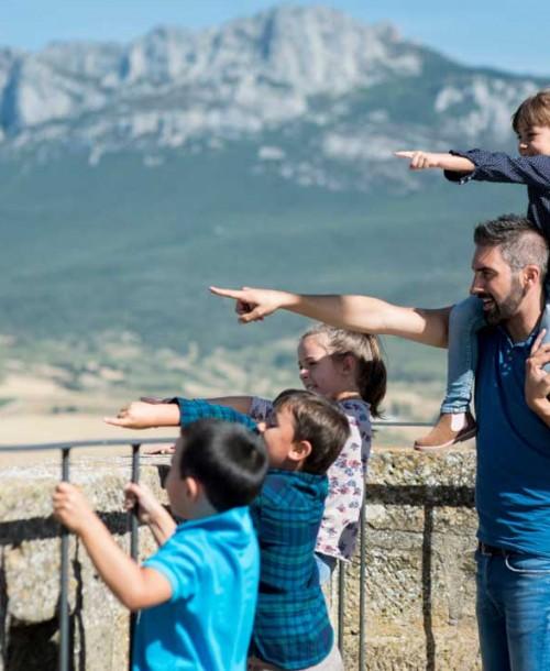 Descubre la Ruta de la Rioja Alavesa en familia