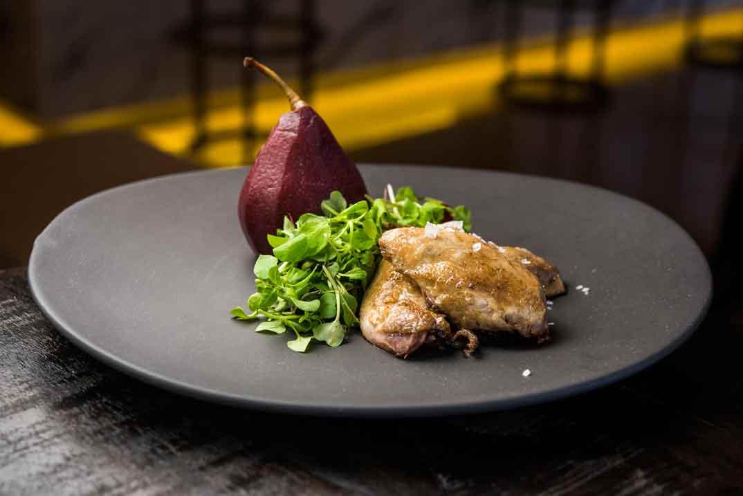 Restaurante Sandó se revoluciona con el chef Isaac Fernández
