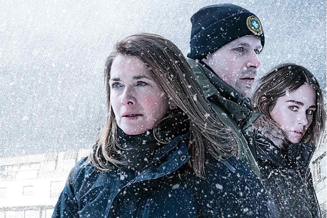 «The Wall» estreno esta noche de la serie canadiense en Cosmo