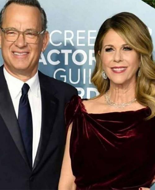 Tom Hanks y su esposa dados de alta tras superar el coronavirus