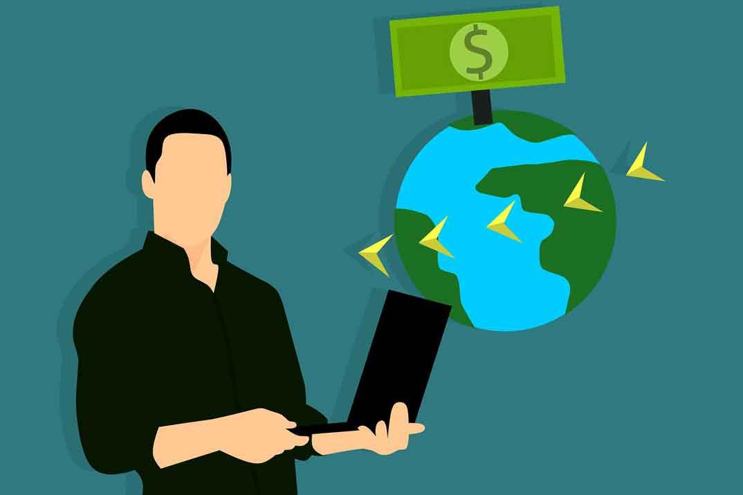 ¿Cómo transferir dinero a otro país en tres simples pasos?
