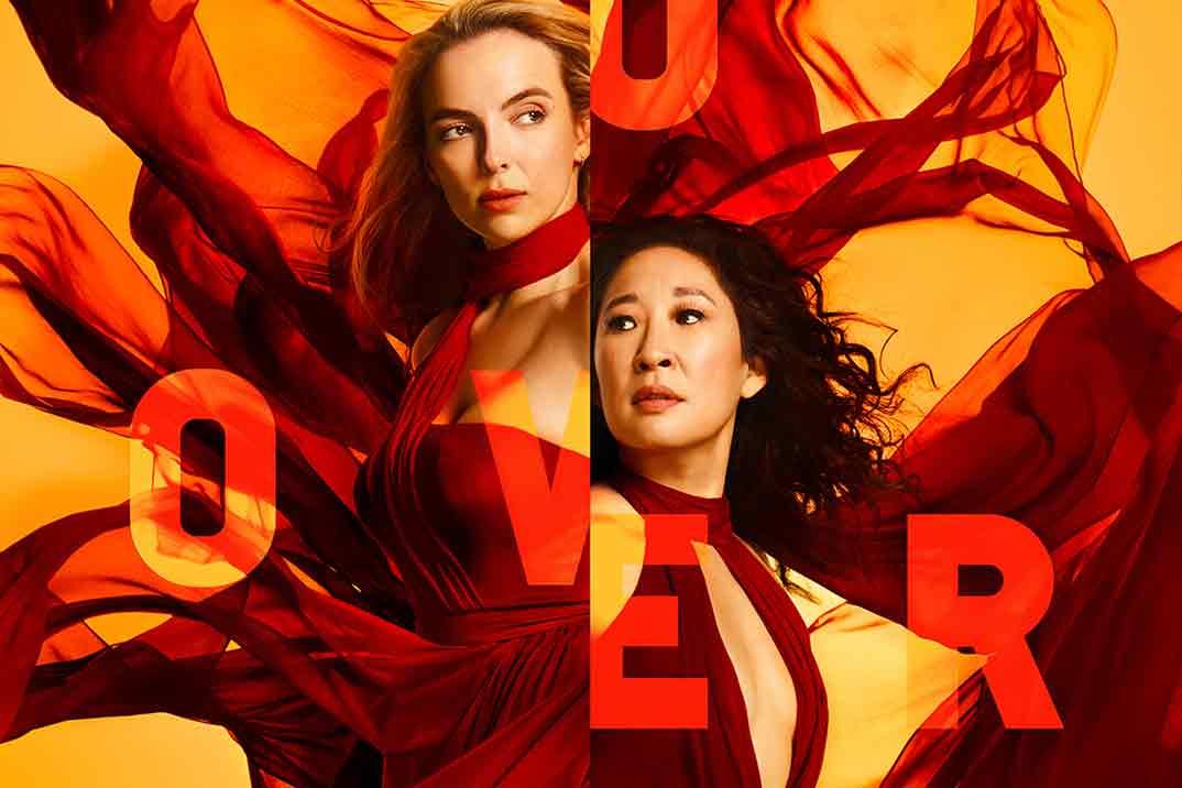 Killing Eve - Tercer Temporada © HBO