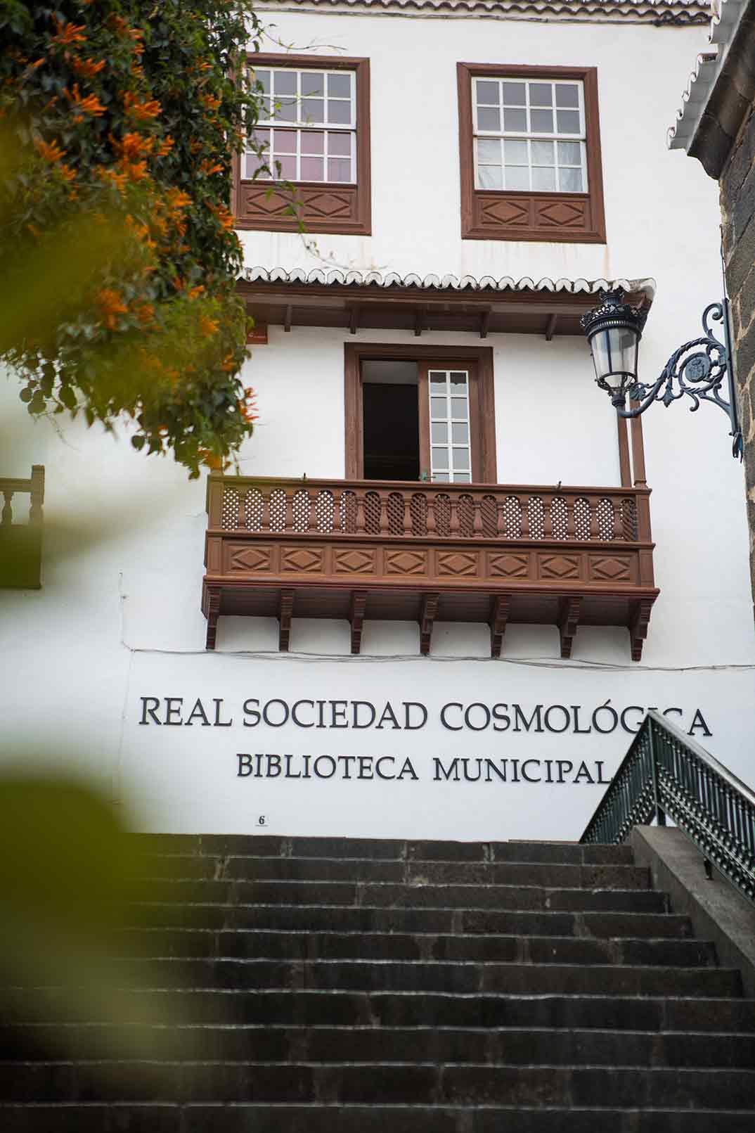 La Palma - La Cosmológica