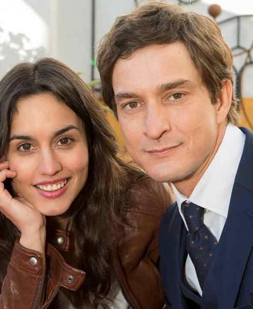 'Lejos de ti', la comedia romántica protagonizada por Megan Montaner