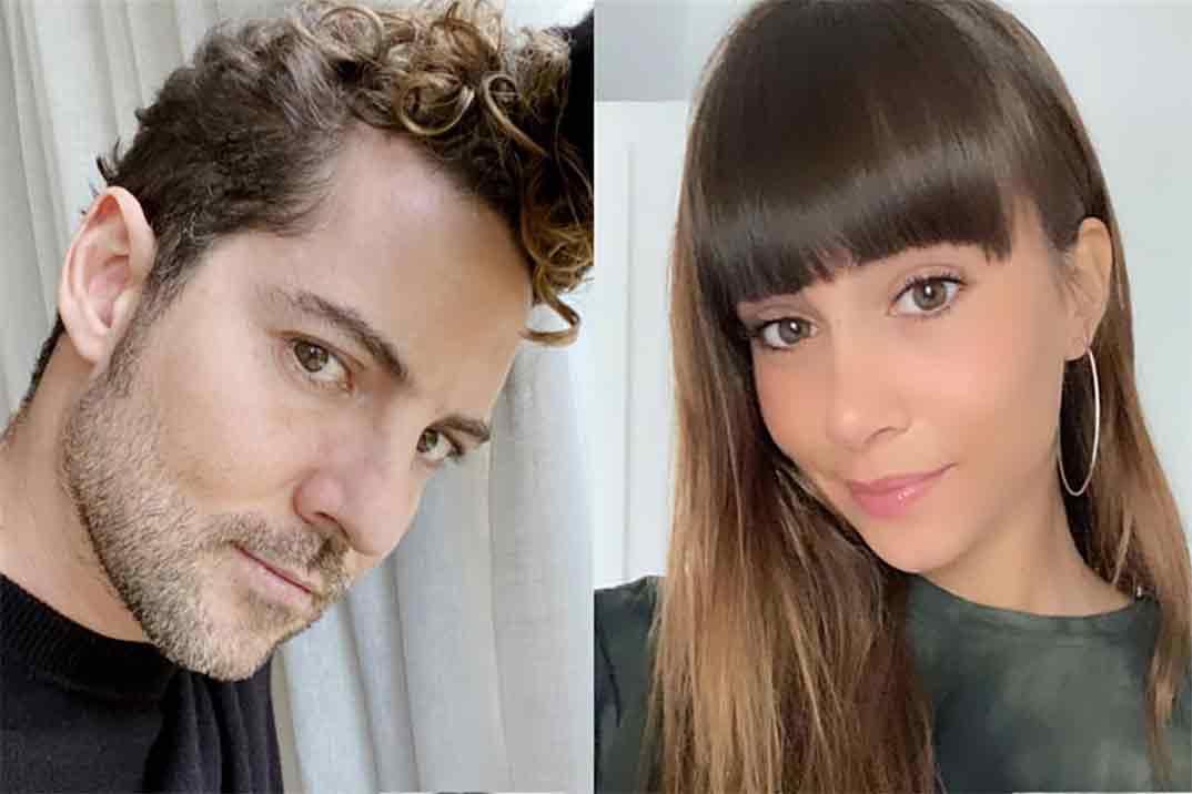 David Bisbal y Aitana, muy criticados por la portada de su primer single