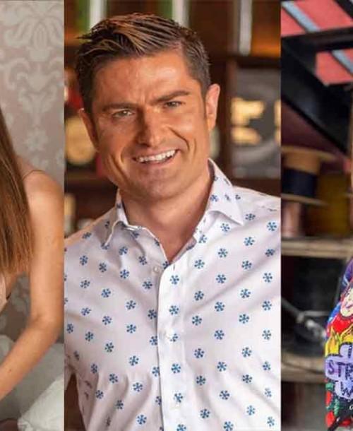 """Marta López, Alexia Rivas y Alfonso Merlos: el """"trío"""" amoroso del que todo el mundo habla"""