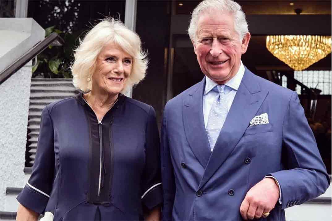 El Principe Carlos Y Camilla Celebran Su 15 Aniversario De Boda Magazinespain Com
