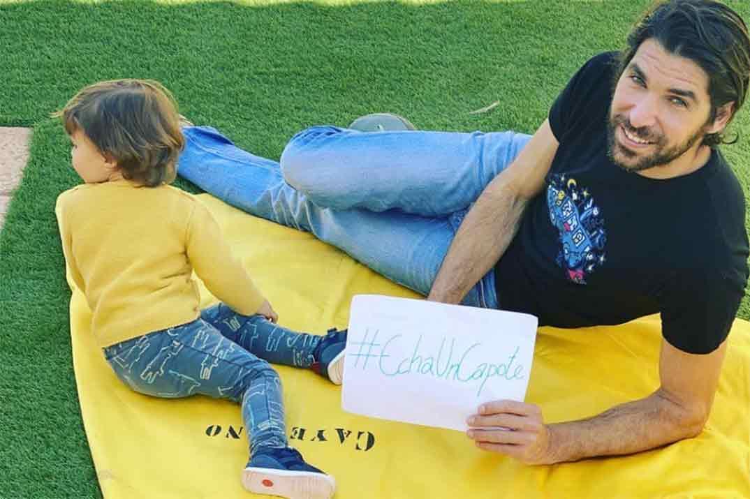 La iniciativa solidaria de Cayetano Rivera frente al coronavirus