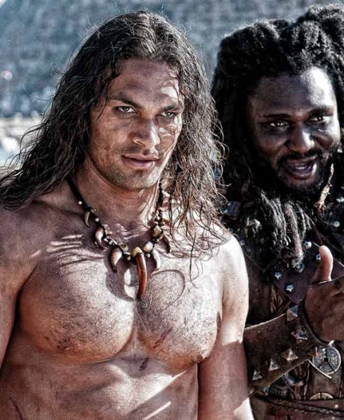 Conan el Bárbaro – Especial de cine de aventuras con Jason Momoa en AXN White