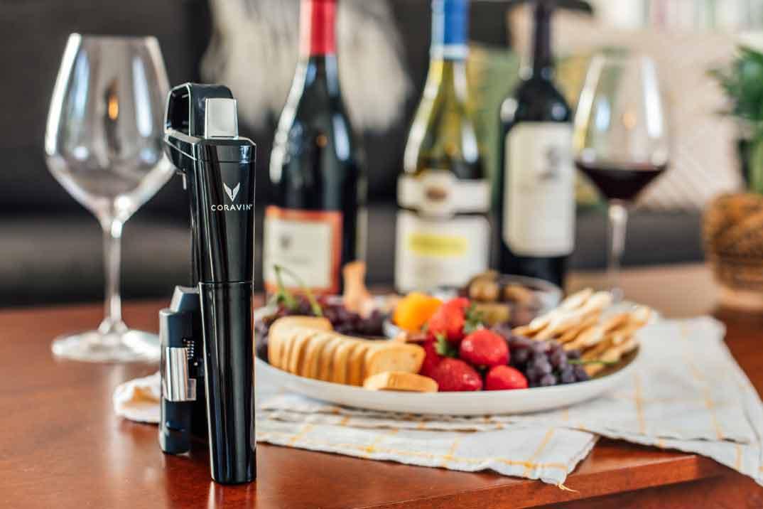 Coravín – Una nueva forma de disfrutar del vino