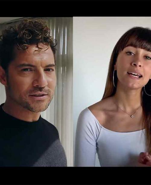 ¡Por fin! El videoclip de «Si tu la quieres», primer single juntos de David Bisbal y Aitana