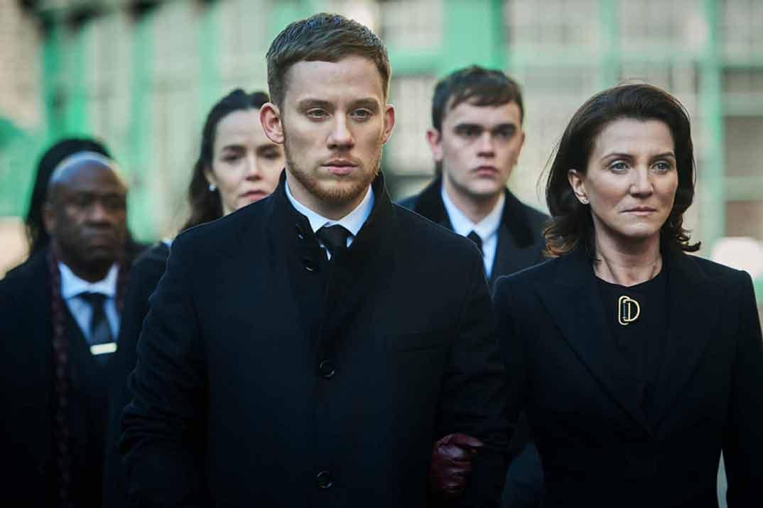"""""""Gangs of London"""" estreno en Sky del nuevo rival de """"Peaky Blinders"""""""