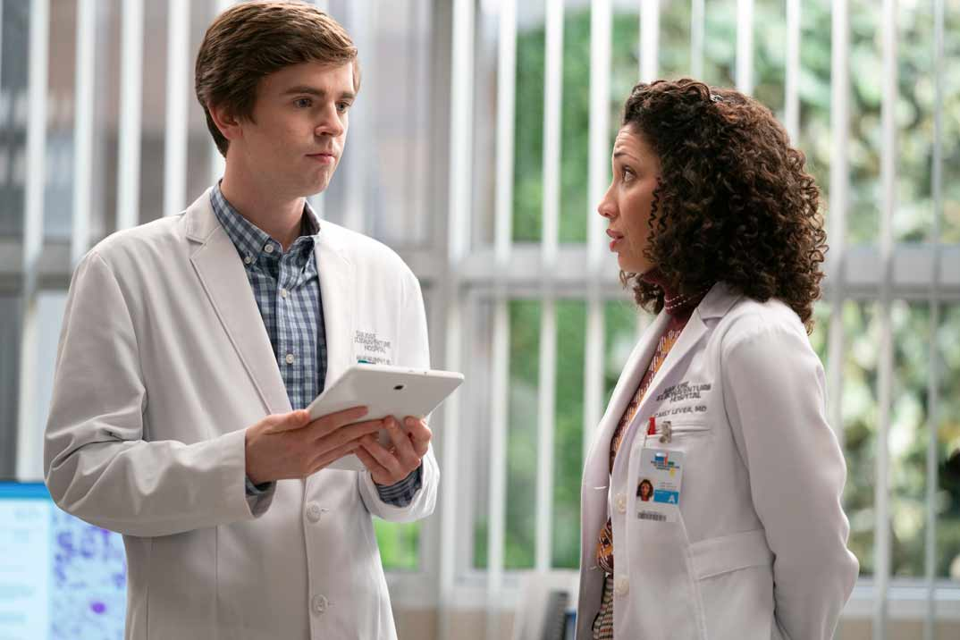 """The Good Doctor"" – Temporada 2 Capítulo 17: Breakdown"
