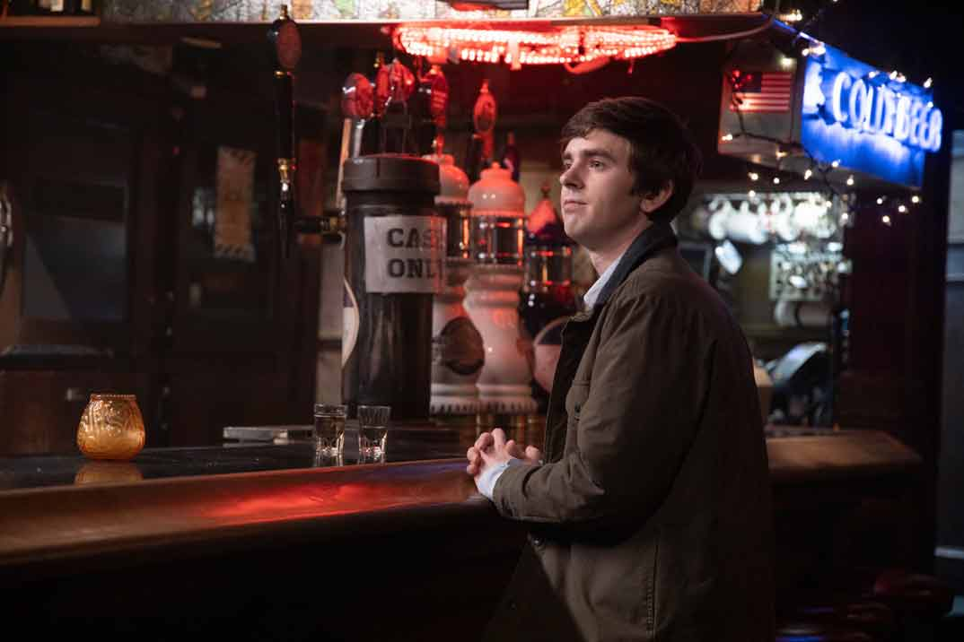"""The Good Doctor"" – Temporada 2 Capítulo 18: Trampoline"