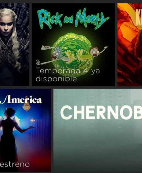 Todos los estrenos de HBO en mayo: series, películas y documentales