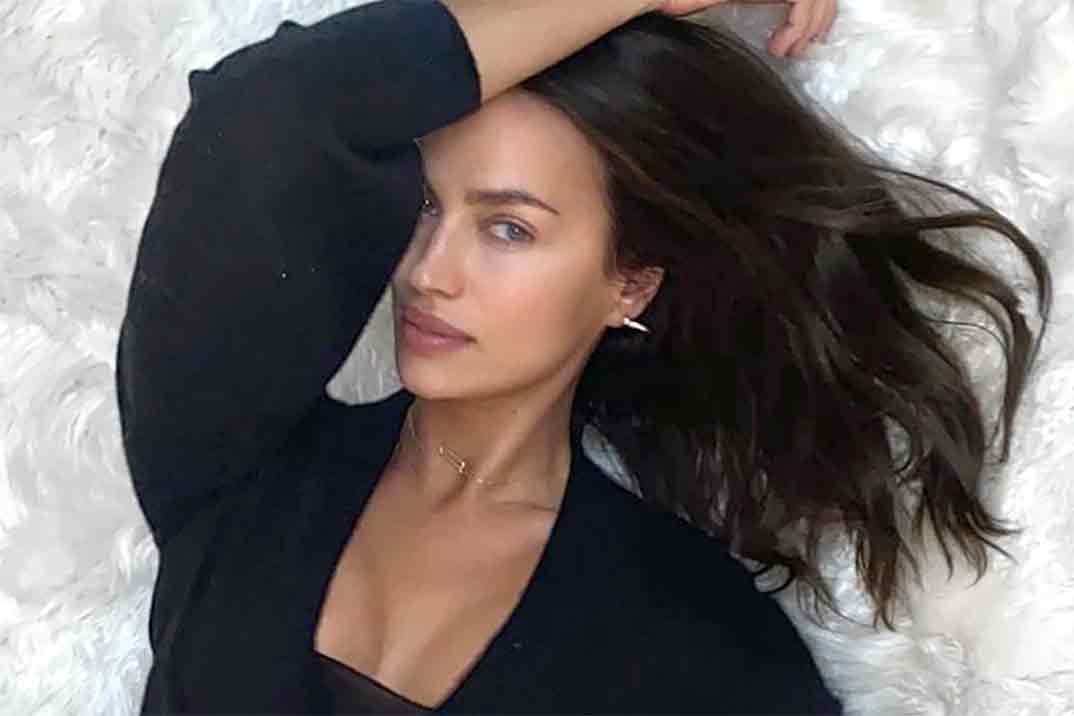 Irina Shayk «pillada» con el ex novio de Heidi Klum, Vito Schnabel