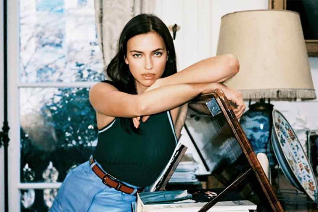 Irina Shayk y Kanye West, ex de Kim Kardashian, nueva pareja sorpresa
