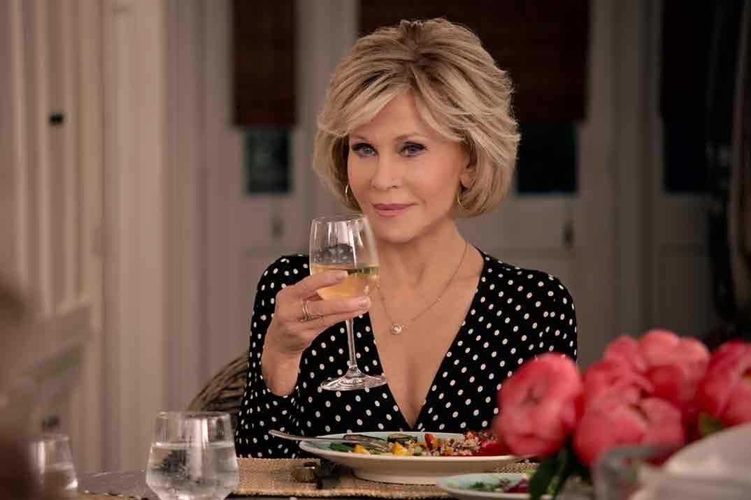 Jane Fonda regresa a las redes para ayudarnos a ponernos en forma en la cuarentena