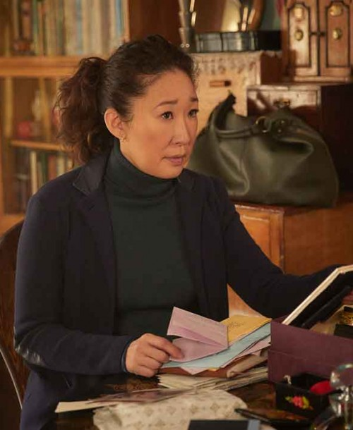 «Killing Eve» – Temporada 1 Capítulo 7: I Don't Want to Be Free